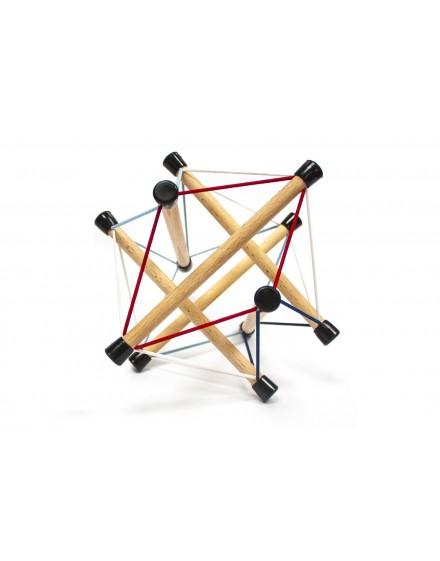 Symplex. Estructura de Tensegridad.